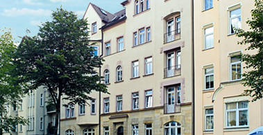View of the property at Ulmenstrasse 23 in Chemnitz