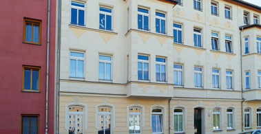 Portfolio property at Wielandstraße 5 in Magdeburg